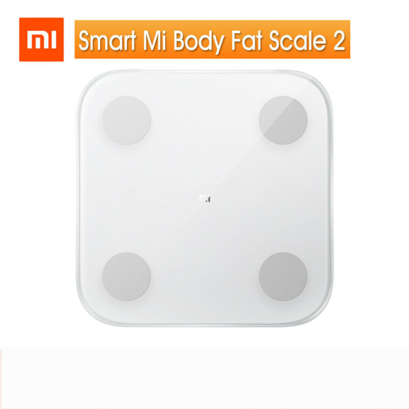 Xiaomi Mi Body Composition Scale 2 Smart Körperfett Waage Bluetooth BMI Test NEU