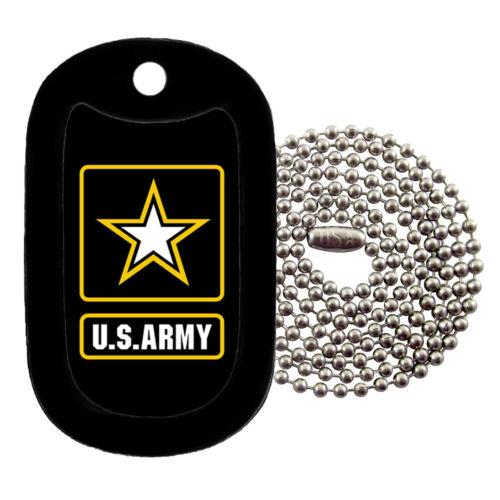 ARMY LOGO - NECKLACE - Tag-Z Military Dog Tags