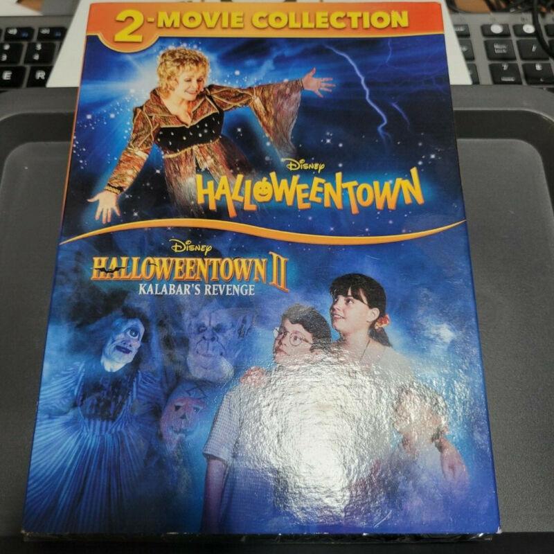 Halloweentown / Halloweentown II: Kalabar