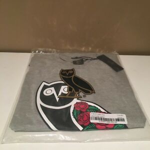 OVO Sandra Rose OG owl T-Shirt (sold out fast)