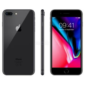 IPhone 8 64gb space grey bnib includes 2 yr apple care plus