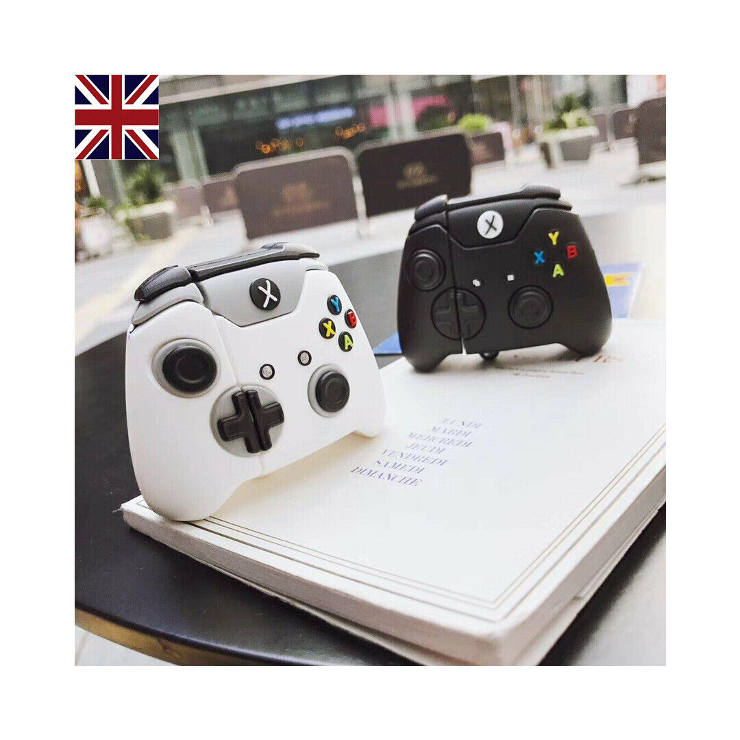 AIRPODS XBOX CONTROLLER CASE For 1 2 Pro Protective Cover AirPod Holder KEYCHAIN