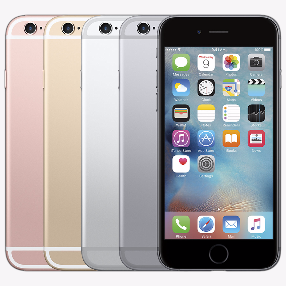 Apple iPhone 6S 16GB 32GB 64GB 128GB GSM Factory Unlocked 4G LTE Smartphone