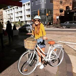 Vintage Ladies Classic Plus Reid Bicycle Paddington Eastern Suburbs Preview