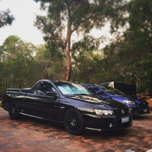 2005 Holden VZ ss ute manual Glen Forrest Mundaring Area Preview