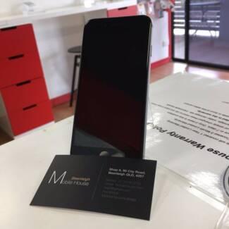 Manufactured Refurbished iPhone 6, 128G, Black
