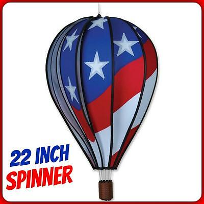 Patriotic Wind Spinners (PREMIER HOT AIR BALLOON 22