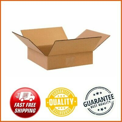Ping Boxes 6x6x2 Mailing Cardboard Shipping Storage Small Carton Packing 25 Pk