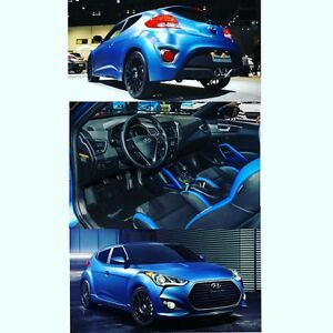 Limited Edition Rally Sport Hyundai Veloster Turbo 2016