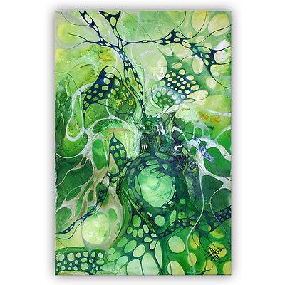 Unikat  Moderne Gemälde Creative Öl Acryl Mischtechnik Bild von Bozena Ossowski