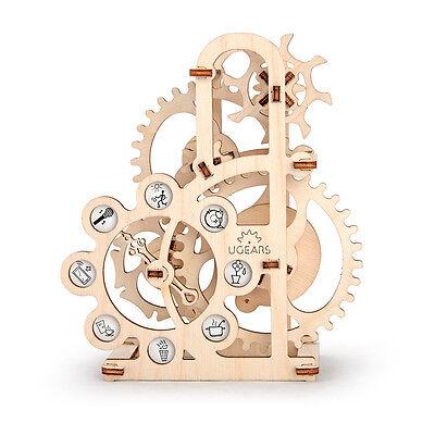 Dynamometer 3D-Holz Bausatz mit Funktion UGEARS 70005