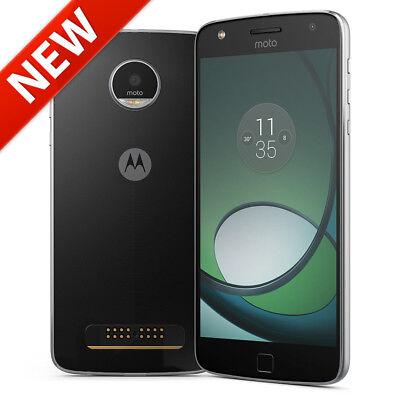Motorola Moto Z Play XT1635 - 32GB - Black and Silver (Unlocked) Smartphone