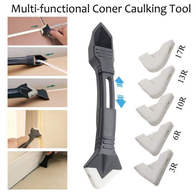 3 IN 1 Silicone Remover Caulk Finisher Sealant Smooth Scrape