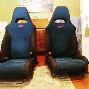 Sti seats