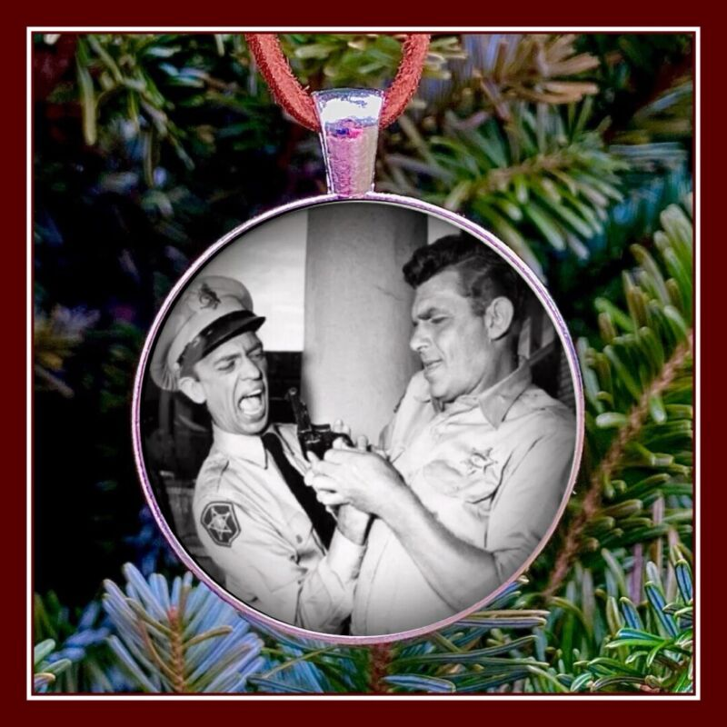 Don Knotts Andy Griffith Funny Photo Ornament Great Gift Free Shipping