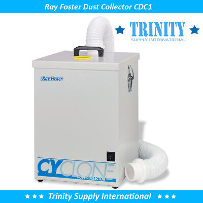Ray Foster Dust Cyclone Collector Cdc1 Dental Lab Heavy-duty Made In Usa New