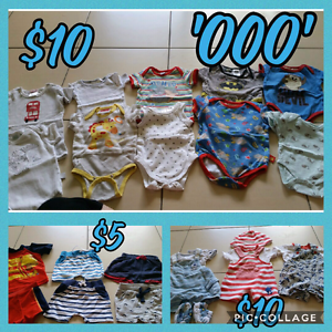 Boys 000 clothes Caboolture Caboolture Area Preview