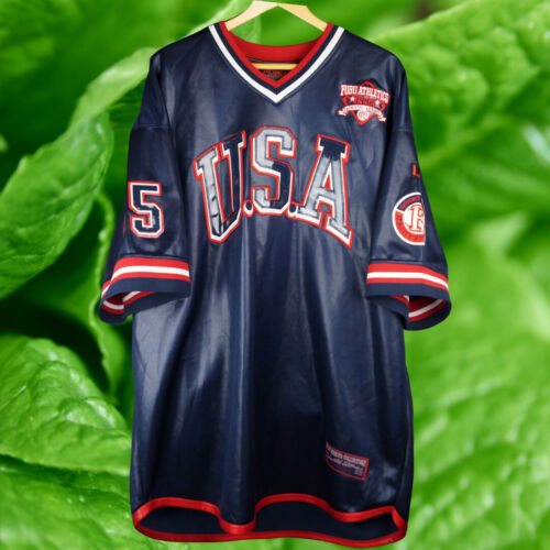 Vintage FUBU USA XXL Jersey