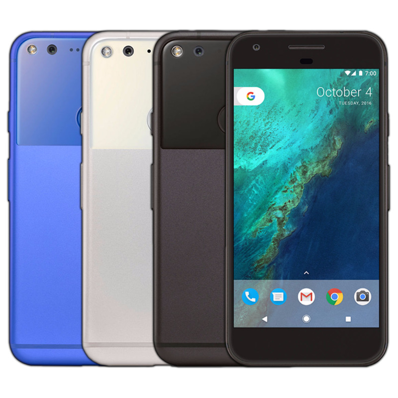 "Google Pixel 32GB Factory Unlocked 5.0"" 12.3MP 4GB RAM Android Smartphone"