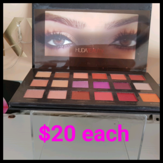 Lots of brand new make-up under $30