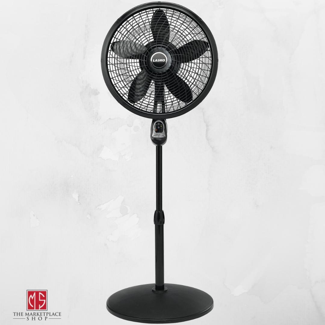 pedestal fan 18 oscillating floor stand fan