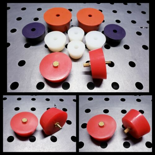 Strictly Modified High Temp Silicone Welding Back Purging Plugs Complete Kit