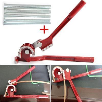 Pro Manual Copper Pipe Bender 14 516 38 12 58 Spring Bending Tubes New