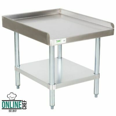 Stainless Steel Table Commercial Mixer Grill Heavy Equipment Stand Nsf 30 X 24