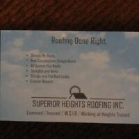 Superior Heights Roofing INC.