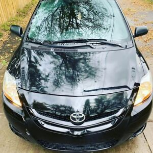 2007 Toyota Yaris with full Inspection
