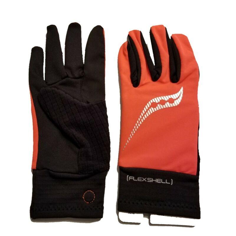 Adult XS 6-6.5 Saucony Gloves Vitarun Running Glove FlexShell Unisex Vizi Red