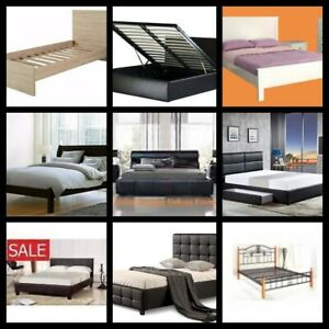 New quality all single double queen king bed big sale from $99