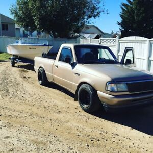 Ford ranger looking for trade