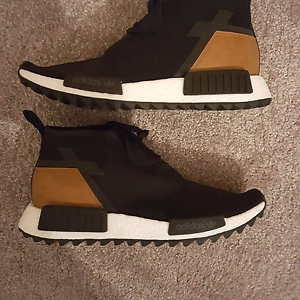 Adidas NMD_C1 CORE BKACK US10.5 Ivanhoe Banyule Area Preview