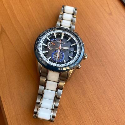Seiko ASTRON 7X52 Quartz (Solar) Men's Wristwatch 529339