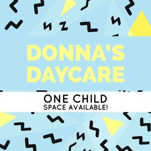 Home Daycare In Malton (Subsidized) One Space Available!