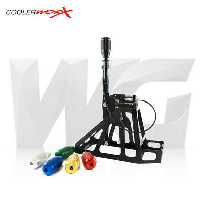 Coolerworx Pro Short Shifter Kit for Mitsubishi Lancer Evo 4 5 6 7 8 9 (5-Gear)