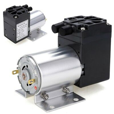 Dc12v Mini Vacuum Pump Negative Pressure Suction Pump 5lmin 65kpa With Holder