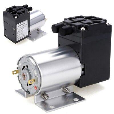 Dc12v Mini Vacuum Pump Negative Pressure Suction Pump 5lmin 65kpa With Holder