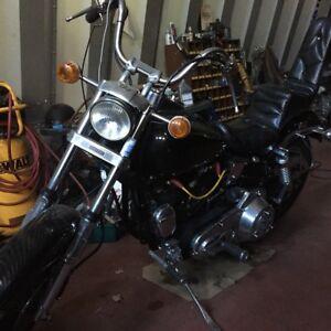 1979 shovel head Harley Davidson