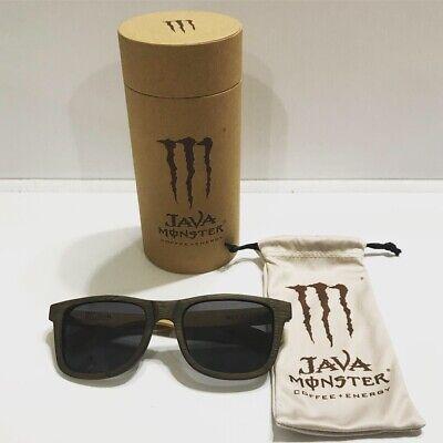 Monster Java Energy Woodzee Sonnenbrille Marke Im Verpackung Alle Inklusive