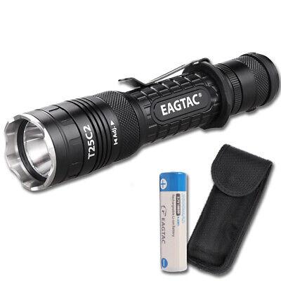 Runs On 2x CR123 or 1x 18650 Eagletac Sportac DH10LC2 1120Lm Floody Headlamp