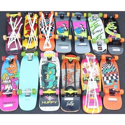 Vintage 80's VARIFLEX Skateboards Various Types (See Photos)