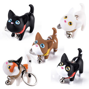 Brand-New-Cute-Cat-Kitten-Key-Chains-Keyrings-HandBags-Pendant-Ornament-Kid-Toy