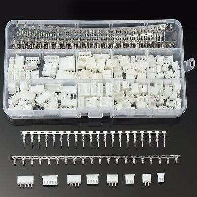 560pcs Male Female Crimp Pin Dupont Wire Jumper Header Housing Connector Kit Be