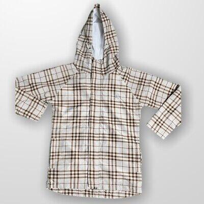Vintage Burberry Nova Check Windbreaker Jacket