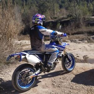 Wanted 07+ WR450