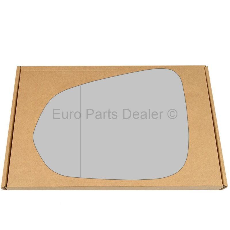 For Lexus NX 2014-16 left hand passenger side wide angle wing door mirror glass