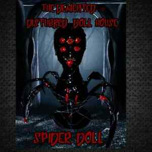 SPIDER DOLL - Unique Horror dolls. Helensvale Gold Coast North Preview