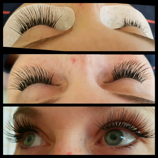 Eyelash Extensions Beauty Services Other Health Fitness